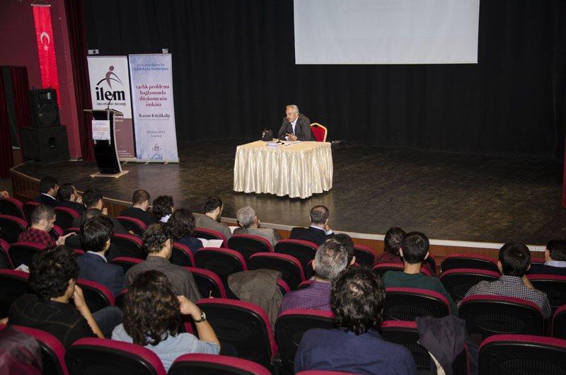 İLEM Eğitim Programı Açılış Konferansı Gerçekleştirildi