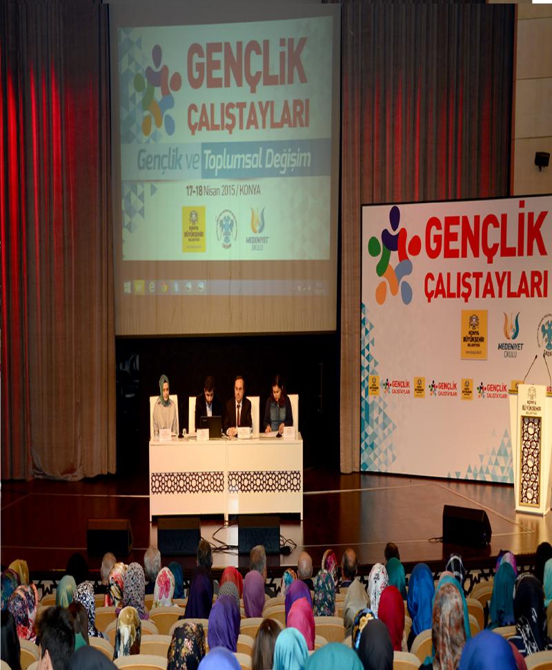İLEM Yöneticileri SADAM Gençlik Çalıştayı'na Katıldı