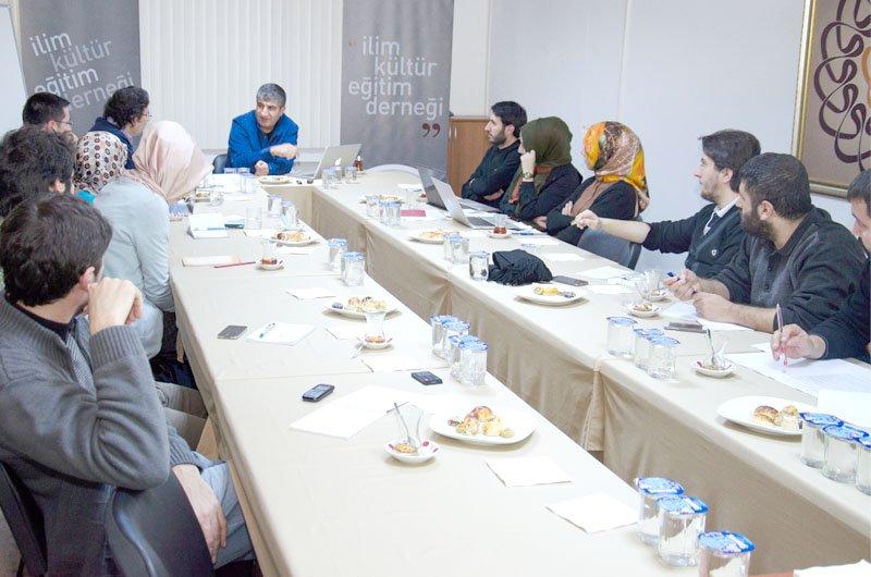 İslam Ahlâk Düşüncesi Projesi Yuvarlak Masa Toplantıları Serisi