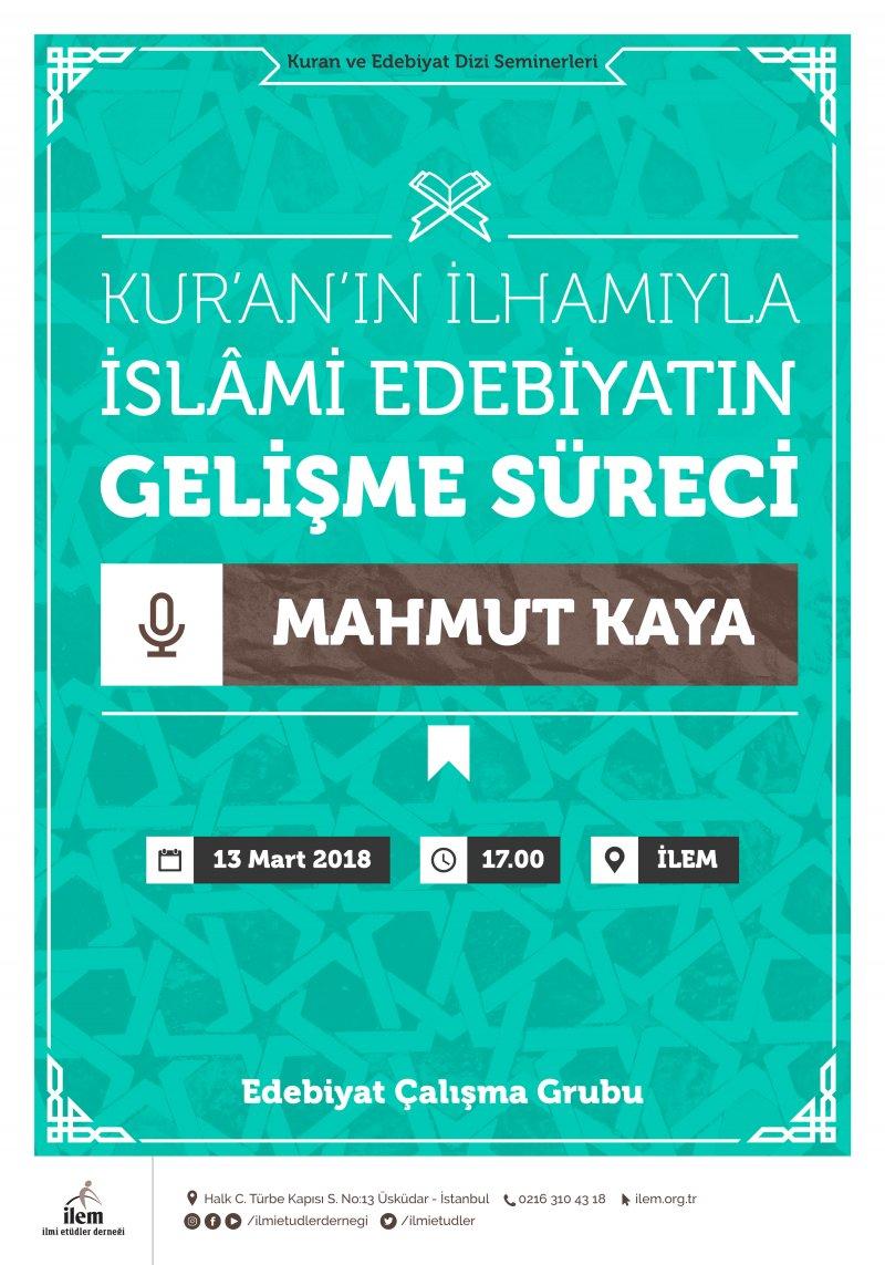 Kuran ve Edebiyat Seminerleri